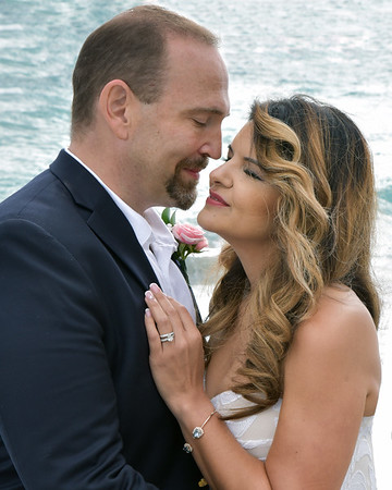 March 20, 2021 Patricia and David's Wedding on Jupiter Beach