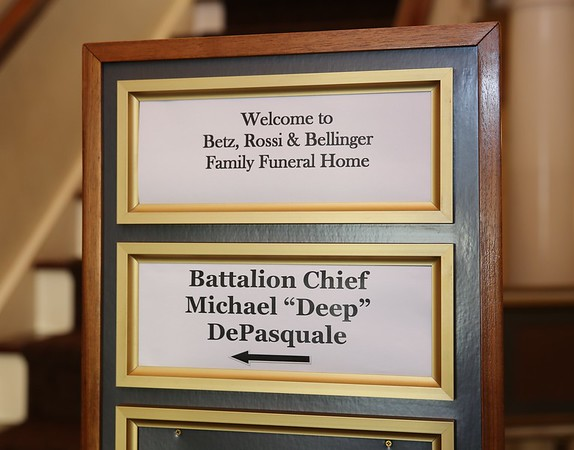 Battalion Chief Micheal DePasquale  Funeral Service 10-25-2016