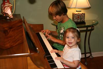 Cameron and Ella 2012