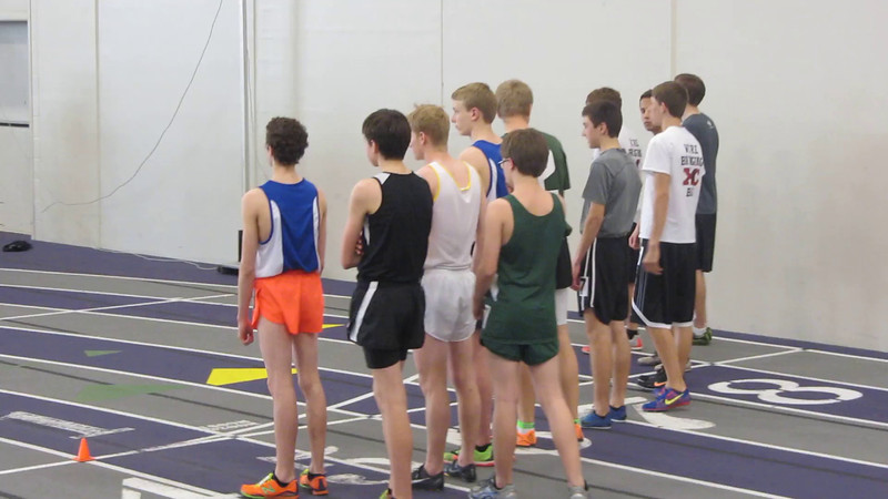St. Thomas Time Trial Indoor 3-25-14