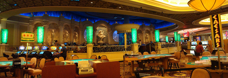 Bar in Caesar's