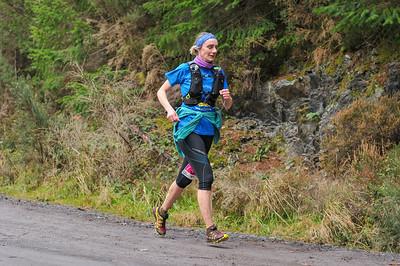 Betws Trail 2019 - Half Marathon at 8.5kM