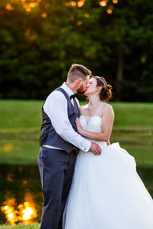 Megan and Josh - Wedding - 8/4/2018