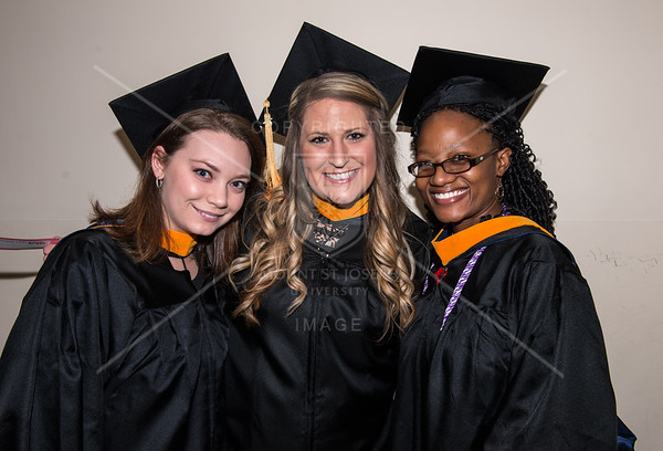 Commencement December 10, 2015