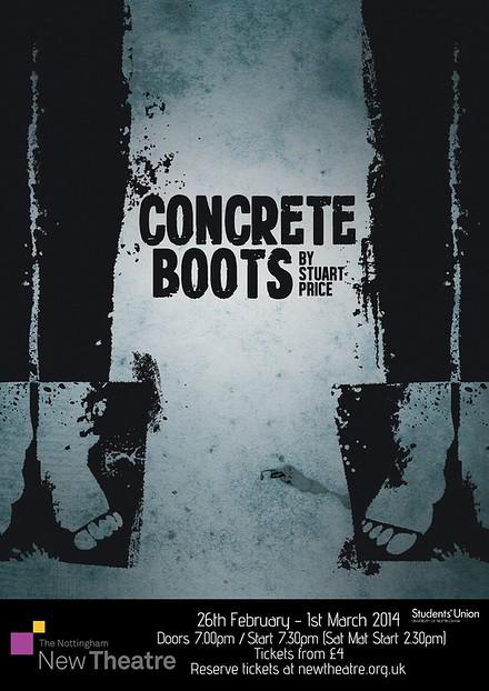 Concrete Boots poster