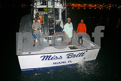 2008 Florida Billfish Masters Tournament - Day 1 Morning