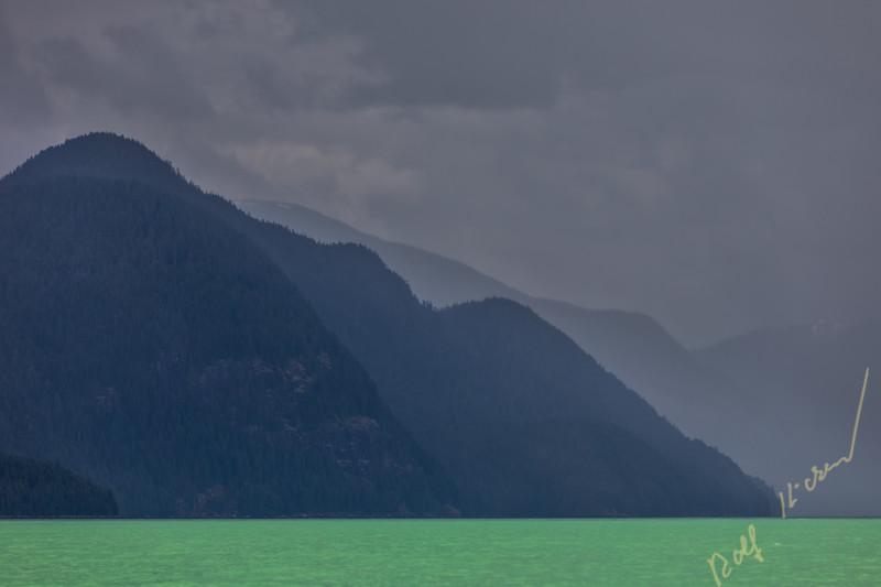 Knight Inlet, British Columbia, Canada
