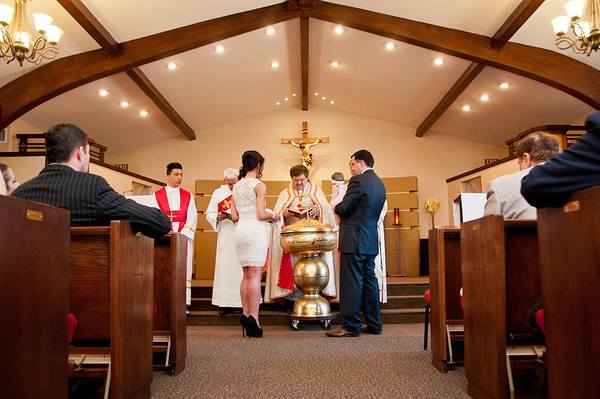Baptism - San Diego - Syriac Catholic Church