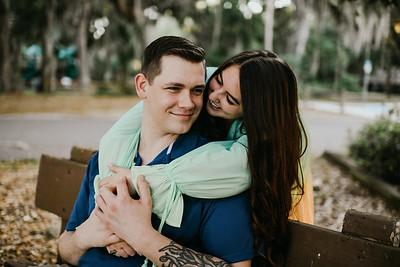 Lynn and Garrett Engagement