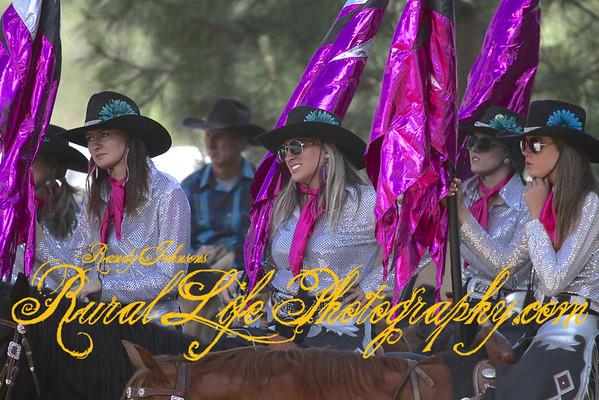 "2015 Bickleton Rodeo ""Alder Creek pioneer picnic"""