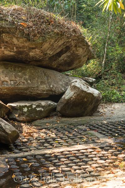 Kbal Spean, Angkor Park, Cambodia