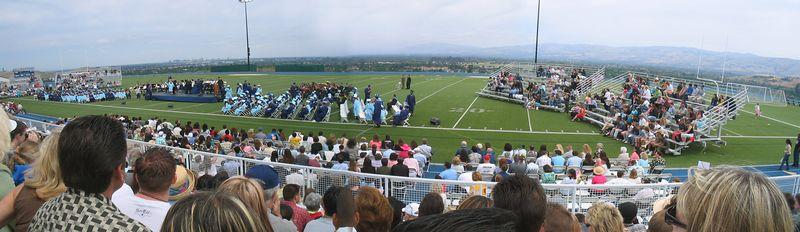 Kyle's High School Graduation 2005