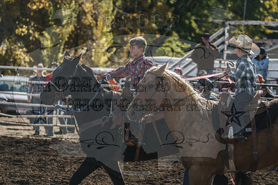 Weiser Valley Ranch Rodeo - Flag Racing