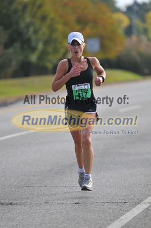Finish, Gallery 1 - 2012 Brooksie Way Half Marathon