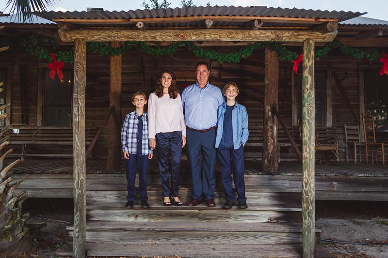 Segrest Family Christmas Mini