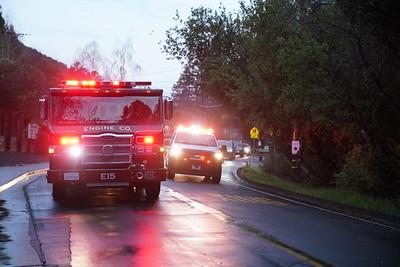 Springhill Evacuation Drill