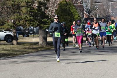 Wave 2 Start - 2021 Bill Roney Memorial 5K Run