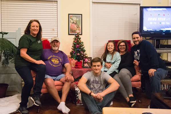 Christmas 2018 At Lakehouse with Amy