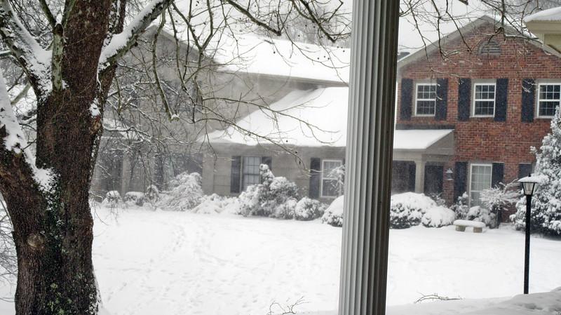 January 22, 2016 Six Inch Snowstorm