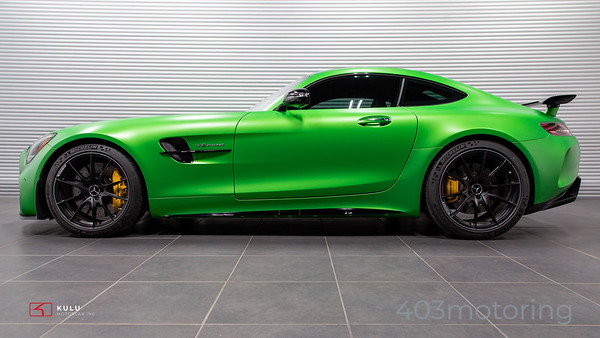 '20 AMG GT R - AMG Green Hell Magno