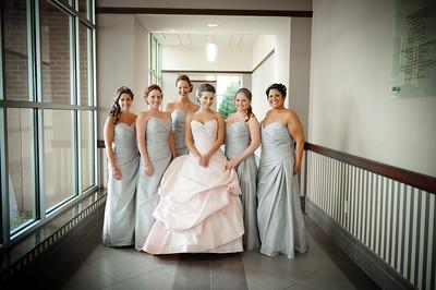 Dustin & Laurel Family & Bridal Party