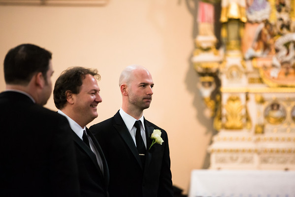Courtney and Brian Wedding Ceremony
