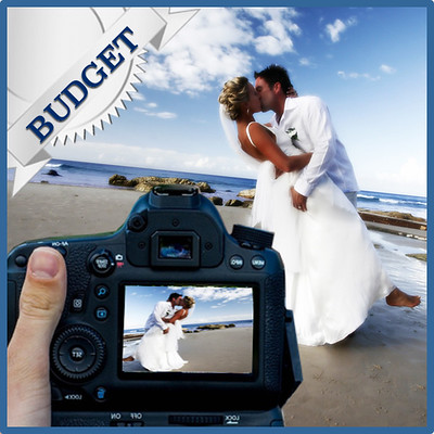 31101 Professional wedding day photography Budget
