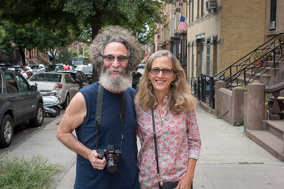 2018 Jimmie & Sara in Brooklyn