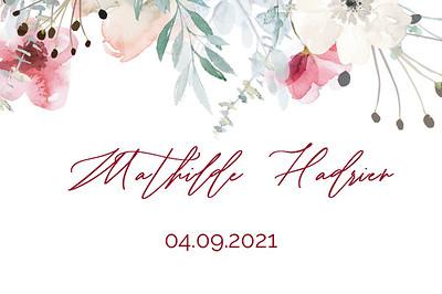 20210904 - Mathilde et Hadrien