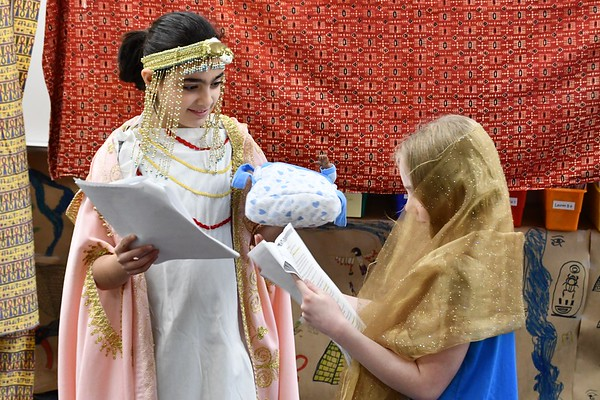 Fourth Grade Readers' Theater 1: The Story of Isis and Osiris