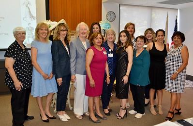 USC-VHH Women's Council Hosts Luncheon