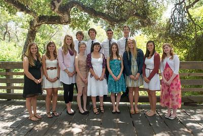 Seniors 2012-13