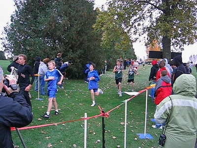 Connor Cross Country