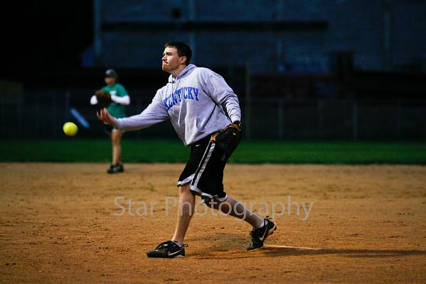 CoEd Softball 09-29-09