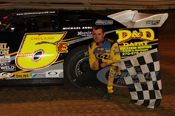 Florence Speedway (KY) 4/13