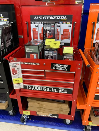 2020.11.19 ideas from being stuck in Harbor Freight all day