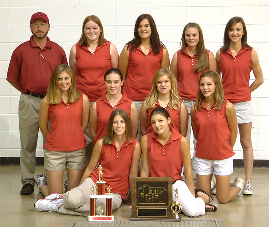 SNHS Girls Golf 2005
