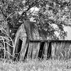 "©Al Gallia; ""Not Much Longer""; Poor little building having such difficulty standing...sort of like aging folks. Hwy 42 in Livingston Parish."