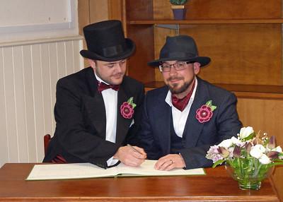 Luke and Dan's Wedding