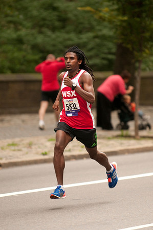 NYRR Fifth Avenue Mile 2011