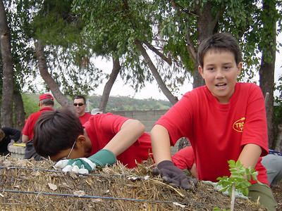 4/22/2006 - Troop Service Project
