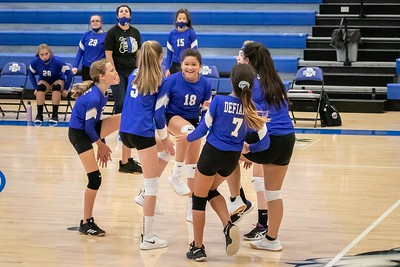 DMS Volleyball 10-01-2020