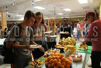 Honors Breakfast 12-8