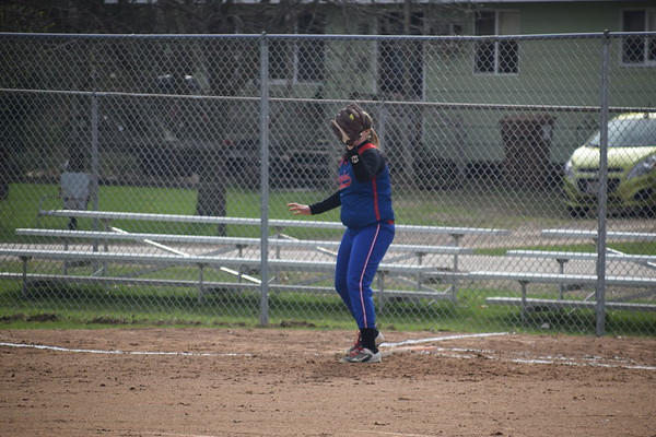Alma-Pepin Softball vs. Boyceville, May 2nd, 2019