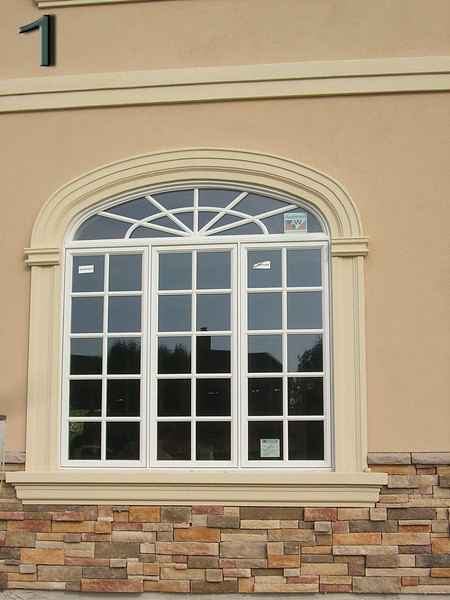 STUCCO TRIMS and MOLDINGS
