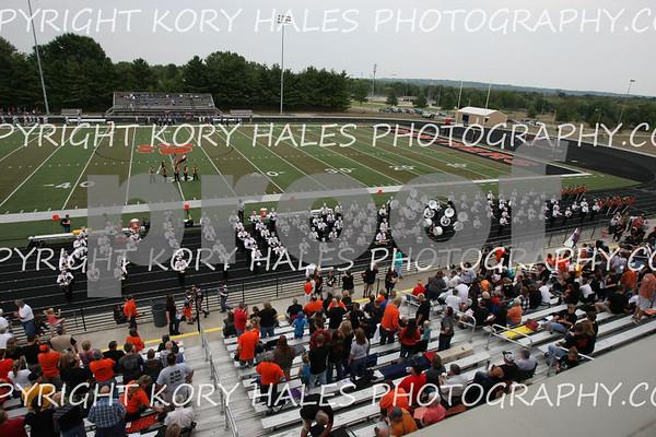 Varsity-Oak Grove vs Lexington 8-24-12 Camera 2 of 2