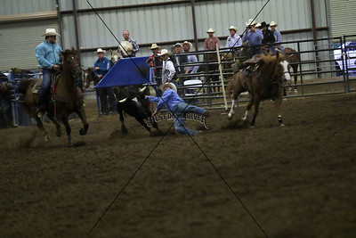 Friday Night Steer Wrestling