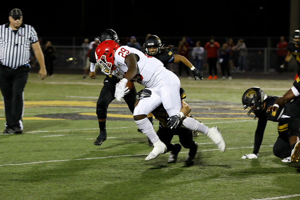 Hinsdale South vs Hinsdale Central Football