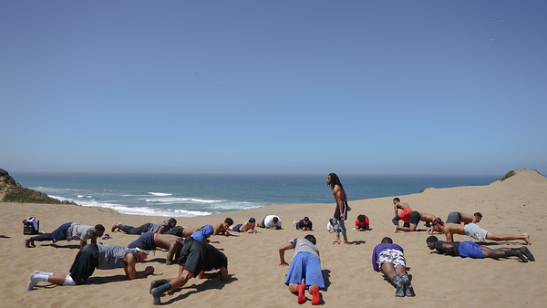 Xclusive Speed Beach Training