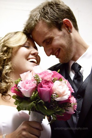 McGuirt-Evans Wedding